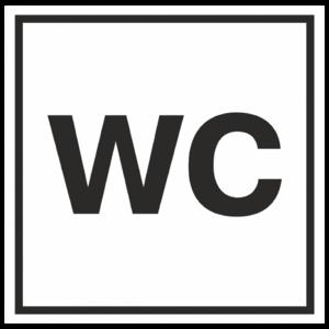 Знак «Указатель туалета»_07727