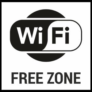 Знак «Wi-Fi free»_07732