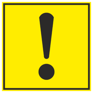 Знак «Внимание»_07122